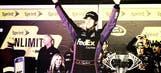 Denny Hamlin Completes His Comeback – Phoenix 2014