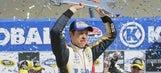 NASCAR Victory Lane: Brad Keselowski – Las Vegas 2014