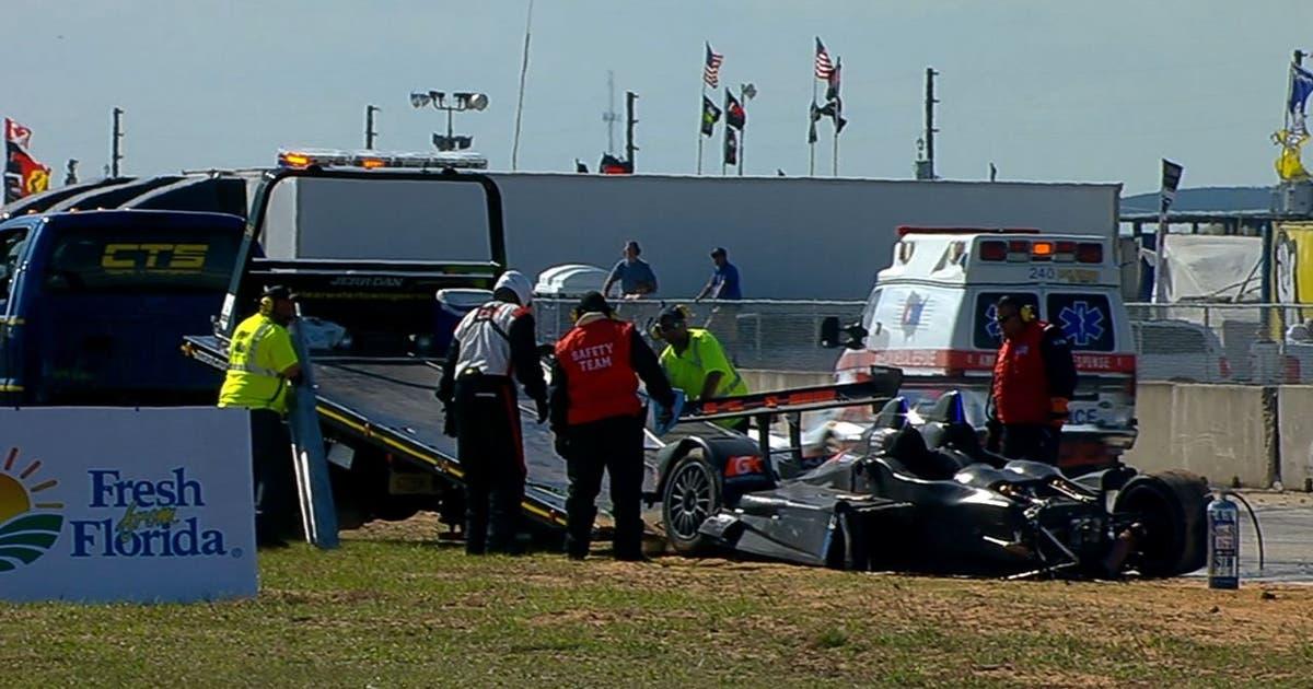 TUDOR Championship: Alex Tagliani Involved in Massive Wreck – 12 Hours of  Sebring 2014