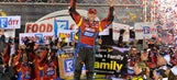 NASCAR Victory Lane: Carl Edwards – Bristol 2014