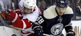 Red Wings fall to Blue Jackets