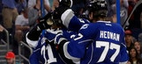 Lightning shut out Devils