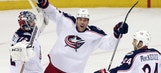 Blue Jackets win after disputed shootout