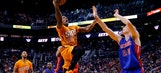 Pistons fall to Suns