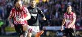 Brayford doubles Sheffield United lead