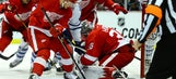 Red Wings edge Maple Leafs 3-2