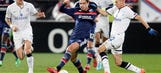 Lyon v Plzen UEFA Europa League Highlights 03/13/14