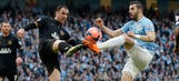 Manchester City v Wigan FA Cup Highlights 03/09/14