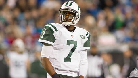 Geno Smith, Giants