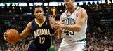 Turner talks Pacers' win over Celtics