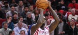 Beverley buries Heat from behind the arc