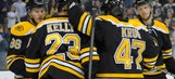Bruins dominant against 'Canes