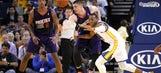 Suns' comeback falls short against Warriors