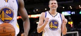 Warriors hold off Suns
