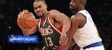 Bucks fall to hot Knicks