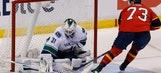 Pirri lifts Panthers' past Sharks