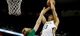 Anthony Davis powers Pelicans to OT win