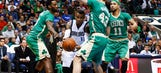 Mavericks top Celtics