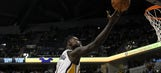 Pacers top 76ers for 50th win of season