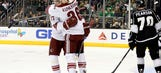 Coyotes edge out Kings