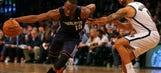 Bobcats fall to Nets