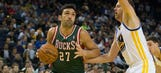 Bucks fall to Warriors
