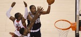 Durant drops 51, Thunder beat Raptors in 2 OT
