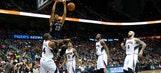 Illness not stopping Davis as Pelicans beat Hawks