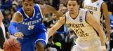 Kentucky takes down undefeated Wichita State