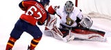 Panthers rally for shootout win over Senators