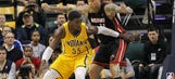 Pacers late rally beats Heat
