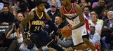 Pacers fall to Wizards