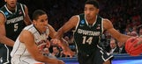 Michigan State advances to Elite Eight in nail-biter