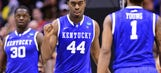 Kentucky 'keeps moving on'