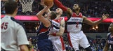 Hawks fall to Wizards