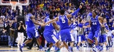 Kentucky puts Michigan away with late 3-pointer