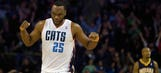 Bobcats pound Pacers