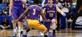 Albany sees off Mount St. Mary's in play-in game