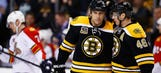 Krejci hat trick lifts Bruins