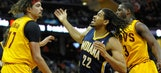 Cavs cruise to victory over Pacers