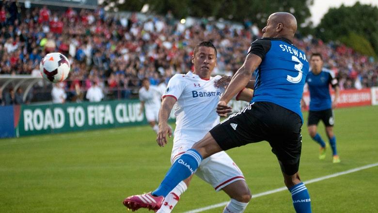 San Jose Earthquakes v Toluca Full Game Highlights 03/11/14