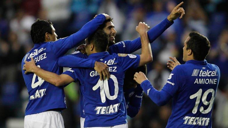 Cruz Azul v Sporting Kansas City Full Game Highlights 3/19/14
