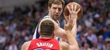 Mavs stumble late in loss to Clippers