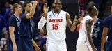Florida shakes off pesky UCLA to advance