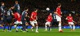 Van Persie nabs Champions League hat trick