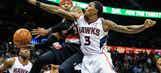 Blazers send Hawks to 5th straight loss