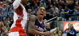 Hawks fall to Raps after 4th quarter collapse