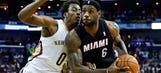 Heat come up short against Pelicans