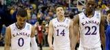 Kansas upset by Stanford 60-57