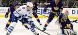 Kings win streak snapped with loss to Maple Leafs
